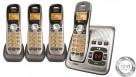 Uniden DECT 1735+3 Cordless Phone System