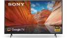 Sony 65-inch X80J 4K UHD LED LCD Google TV