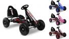 Rigo Kids Pedal Racer Go Kart