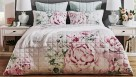 L'Avenue Jude Blush Quilted Quilt Cover Set