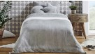 Teddy Silver Quilt Cover Set