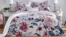 L'Avenue Cynthia Pink Quilt Cover Set