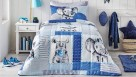 Leo Quilted Quilt Cover Set