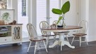 Hampshire Oval Extension Dining Table