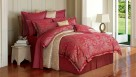 Sheridan Kiri Ruby Tailored Pillowcase - each