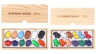 JarMelo Beeswax Colourful Crayon  - 12 Colors