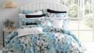 Jessica Blue Quilt Cover Set