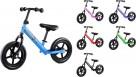 12-inch Kids Balance No Pedal Scooter Bike