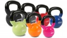 Lifespan Fitness 4-20kg Vinyl Kettlebell Set