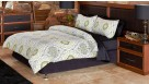 Marcello Olive Quilt Cover Set