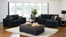 Monto 3 Piece Fabric Lounge Suite