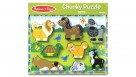 Melissa and Doug Pets Chunky 8 Piece Puzzle