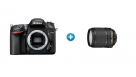 Nikon D7200 DSLR Camera with 18-140mm Lens Kit