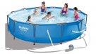 Bestway Steel Pro 76cm Above Ground Swimming Pool with Filter Pump