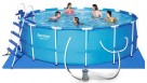 Bestway Steel Pro 122cm Above Ground Swimming Pool with Filter Pump