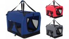 Paw Mate Size L Portable Soft Dog Cage Crate Carrier