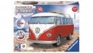 Ravensburger 162 Piece VW Kombi Bus 3D Jigsaw Puzzle