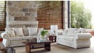 Tuscany 3 Seater Fabric Sofa