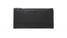 Pierre Cardin Ladies Italian Leather Bi-Fold Wallet - Black