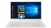Asus 14-inch Celeron Dual Core4GB64GB eMMC Laptop - Pearl White