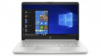 HP 14-inch A44GB128GB SSD Laptop - Natural Silver