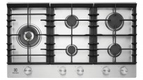 Electrolux 900mm 5 Burner Gas Cooktop