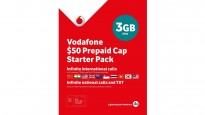Vodafone $50 Multi-Fit Pre-Paid Starter Pack