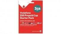 Vodafone $50 Nano Pre-Paid Starter Pack