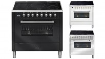 ILVE 900mm Induction Electric Freestanding Cooker