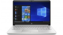 HP 14-inch A68GB128GB SSD Laptop - Natural Silver