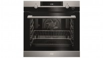 AEG 600mm 9 Function SteamBake Oven