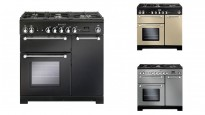 Falcon Kitchener 900mm Dual Fuel Freestanding Cooker