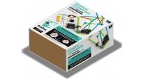 Inventions robotiques Strawbees pour Micro Bit