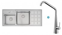 Clark Kitchen Sink And Mixer Package