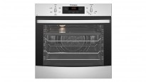 Westinghouse 600mm Multifunction Natural Gas Single Oven - Stainless Steel