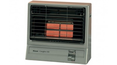 Gas Heaters & Fireplaces - Rinnai, Portable & More