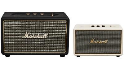 Buy Marshall Bluetooth Speakers   Harvey Norman