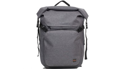 4bb1b6c81e Knomo Thames Hamilton 14-inch Roll-Top Backpack - Grey