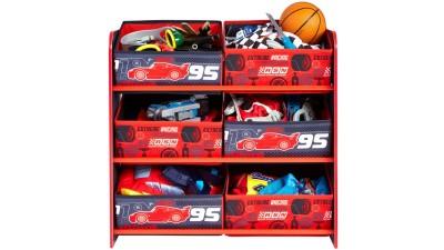 HelloHome Disney Cars Kids Storage Unit