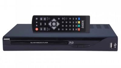 Laser Multi Region Blu Ray Player