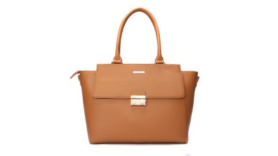 e076b31a12 Code Republic Danielle Luxe Tech Handbag - Tan