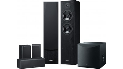 Yamaha NS51 Series 5.1 Channel Speaker Package