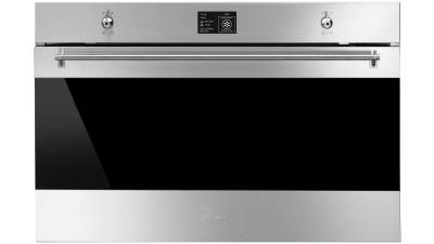 Smeg 900mm Classic Thermoseal Pyrolytic Oven