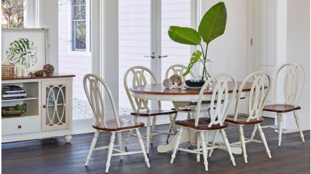 Dining Tables & Chairs Sets - Round & Extendable | Harvey Norman