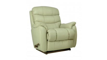 Andover Leather Rocker Recliner