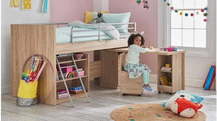 on sale c5bb2 b07ff Kids Bunk Beds | Single & King Single Beds | Harvey Norman