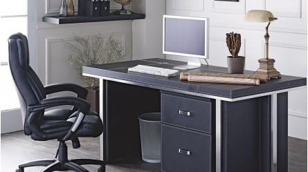 long home office desk. Brighton Computer Desk Long Home Office Desk