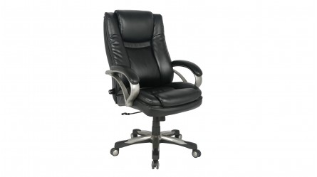office chairs ergonomic chairs in faux leather pvc harvey norman