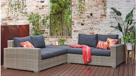 Outdoor Furniture & Living - BBQs, Cabinets, Grills, Lanterns & More