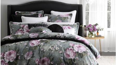 Quilt covers doona covers bed linen harvey norman monique sage super king quilt cover set gumiabroncs Gallery